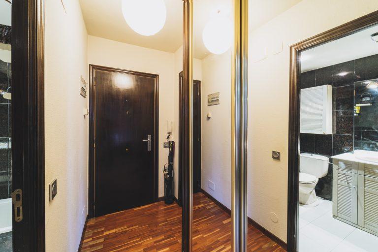 alquiler con garaje apartamento en oviedo