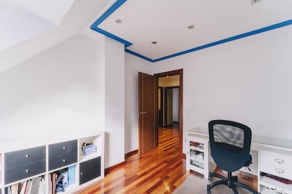 duplex de 4 habitaciones en alquiler en oviedo