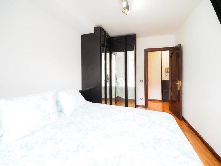 piso 2 habitaciones con garaje alquiler gijon