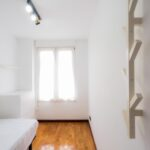 piso alquiler dos habitaciones garaje playa san lorenzo gijon
